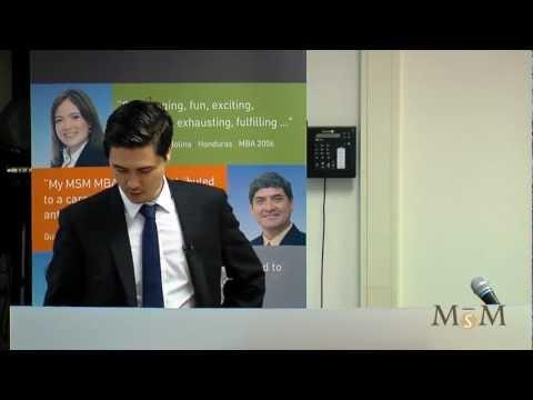 MsM - Club de Madrid Shared Societies Workshop presentation Daniel Hyslop