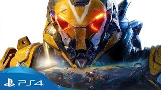 Anthem | E3 2018 Cinematic Trailer | PS4