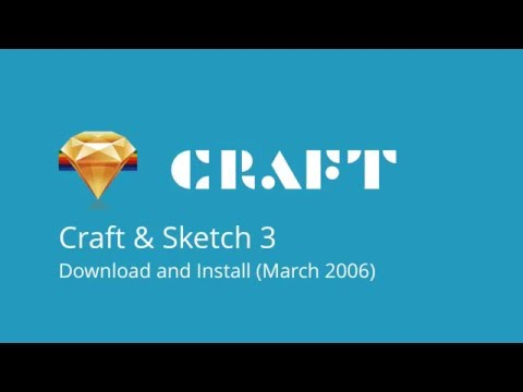 Craft with Sketch3 - Download & Install