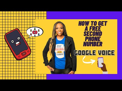 Free Phone Number  Google Voice