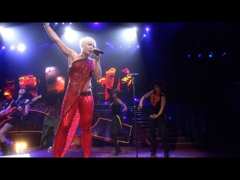 Pink: Funhouse Tour Live in Australia (Trailer)