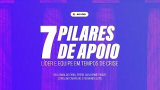 [PARTE 2] 7 PILARES DE APOIO: LÍDER E EQUIPE EM TEMPOS DE CRISE | LIVE