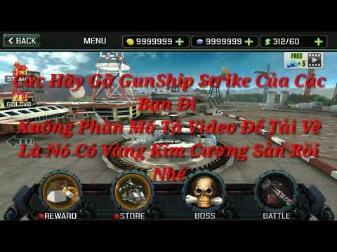 tai game truc thang khong kich 3d hack - Cách Hách Trực Thăng Không Kíck 3D GunShip Strike