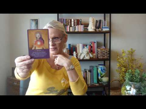 Cancer in 2017: Angel Card Reading With Grace