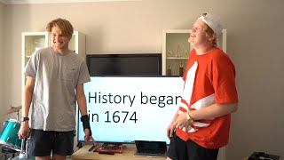 A Powerpoint about History