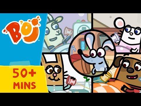 Boj - Giggly Park's Little Helper | Cartoons for Kids