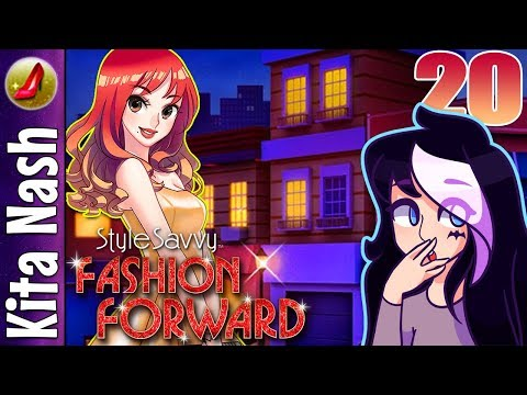 Style Savvy Fashion Forward Gameplay: ADELAIDE'S FASHION SHOW |PART 20| Let's Play Walkthrough 3DS