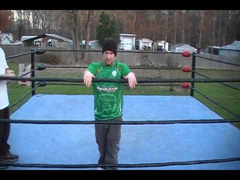 Zig Zag How to do the Zig Zag Pro wrestling finisher
