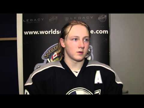 2016 WSI 02 - Finland Selects vs Barys Astana POST GAME INTERVIEWS