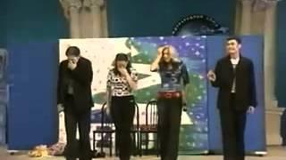 КВН  Утомлённые Солнцем  СТЭМ Сказка о царе Салтане 2001г