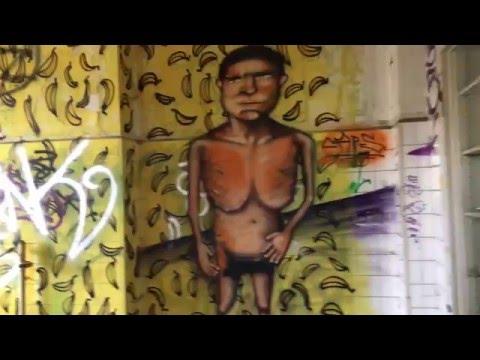 Abandoned children hospital in Berlin