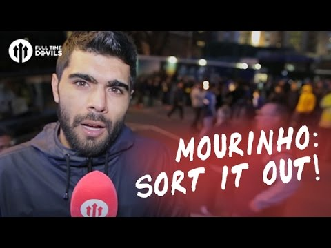 Jose Mourinho: Sort It Out! | Chelsea 4-0 Manchester United | REVIEW