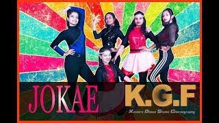 Jokae | KGF | Kannada | Yash | Xaviers Dance studio Choreography | Dance Cover | 2019