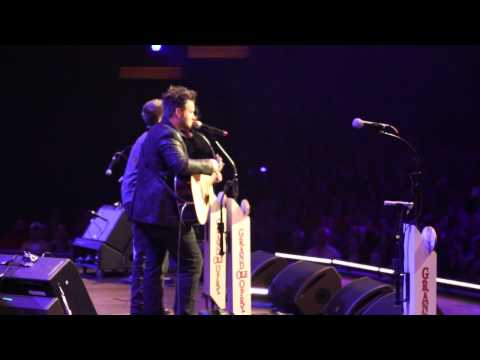 The Swon Brothers' Grand Ole Opry Debut