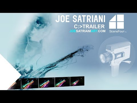 Joe Satriani to Release Art Collection Crafted from Guitar Performance (OFFICIAL) Mp3