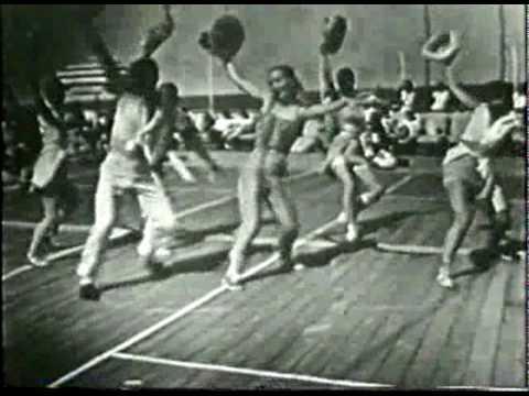 Pat Horn Gene Nelson Dance Bermuda