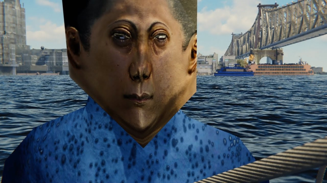 boat people spider man ps4 - youtube