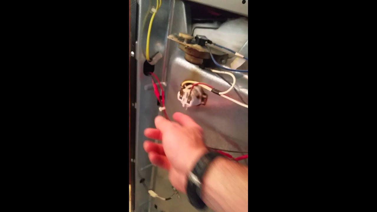 E4 -F3- error code oven control board repair  (cold solder joints)