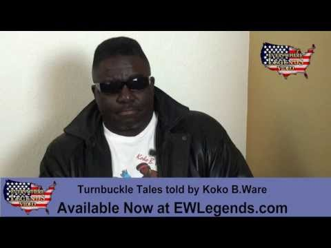 Koko b. Ware Shoot Interview 2013 Teaser