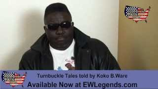 Koko b. Ware Shoot Interview 2013 Teaser