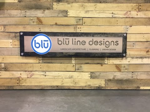 Metal Signs For Business- Blu Line Designs' Review