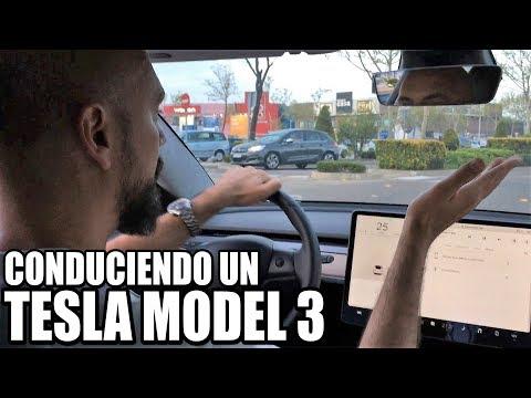 He conducido un MODEL 3: mi opinión