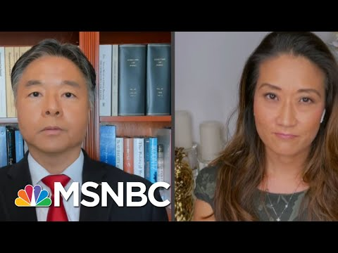 'I Am Not A Virus': Rep. Lieu Tells GOP To Stop Using Racist Terms   All In   MSNBC