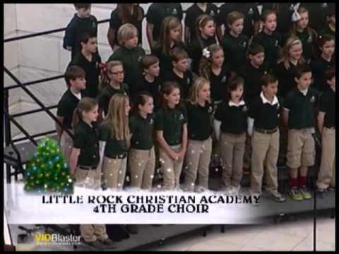 Sounds of the Season - Little Rock Christian Academy 4th Grade Choir