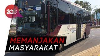 Download Video Ada Bus Pengantar Keliling GBK Selama Asian Games MP3 3GP MP4