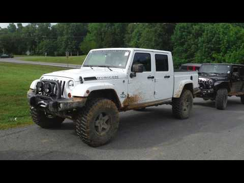 Land Between The Lakes Jeep Jamboree 2017 Youtube