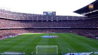 Video Gol Pertandingan FC Barcelona vs Atletico Madrid
