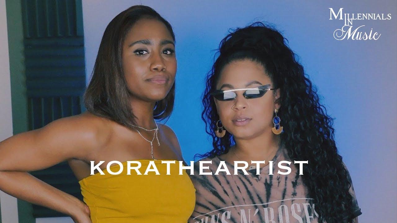 KoraTheArtist Interview | Millennials in Music