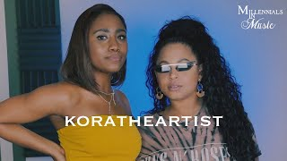 KoraTheArtist Interview | Millennials in Music