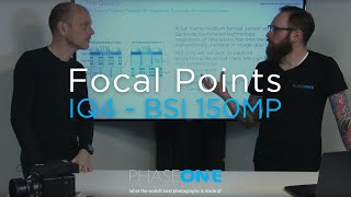 Focal Points - BSI Sensor | Phase One