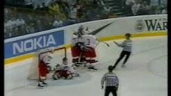 Jääkiekon MM Kisat 1997 Suomi - Usa