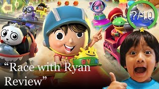 Race with Ryan Review [PS4, Switch, Xbox One, & PC] (Video Game Video Review)
