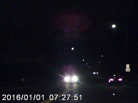 Seattle and area in my DASH CAM 133