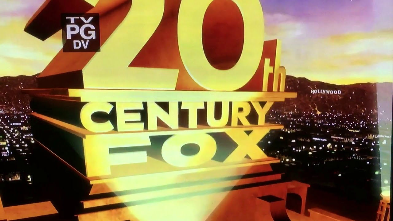 20th Century Fox 2007 The Simpsons Movie Variant With Tv Pg Dv Rating Youtube