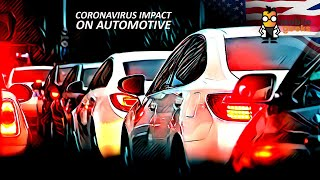 The impact of Coronavirus on Automotive & Mobility Services