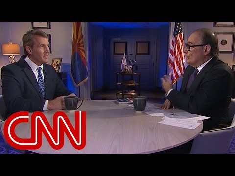 Sen. Jeff Flake: GOP is in a 'bad place'
