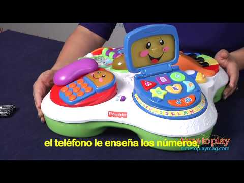 Laugh U0026 Learn Fun With Friends Musical Table From Fisher Price