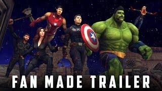 Kollywood Avengers - Endgame - Fan-Made Trailer by Kathir Edits