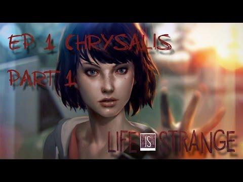 Porcelain Plays: Life Is Strange - Chrysalis  [Ep1 P1]
