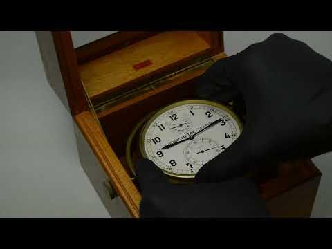 Marine Chronometer Caliber 260 by Zenith