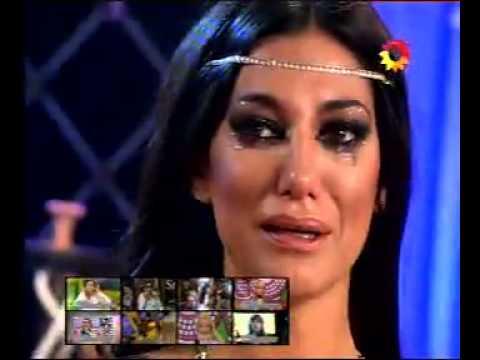 Silvina Escudero y Sofia Pachano vs Anibal Pachano y Moria Casán (Arabe)