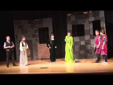 Cinderella and the Substitute Fairy Godmother - Part 1 of 2 - Villa Madonna Academy 2013