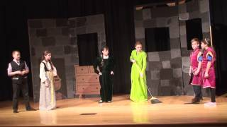 Download Cinderella and the Substitute Fairy Godmother - Part 1 of 2 - Villa Madonna Academy 2013 MP3 song and Music Video