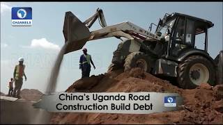 China's Uganda Road Construction Build Debt |Africa 54|
