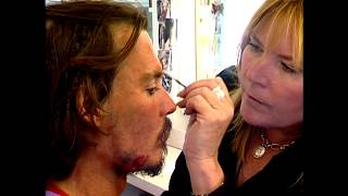 Making of pirates of the Caribbean: the curse of the black pearl