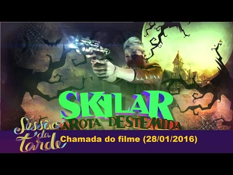 Trailer do filme Skylar: A Garota Destemida